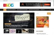 article marketing PLR blog website