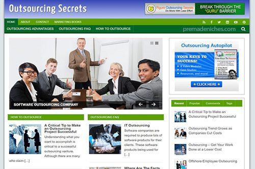outsourcing plr blog