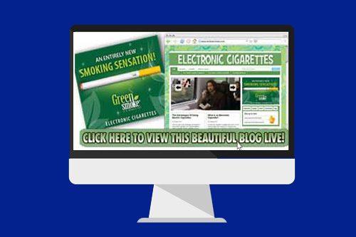 electronic cigarettes blog