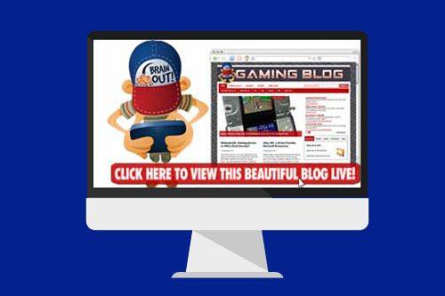 video gamers blog