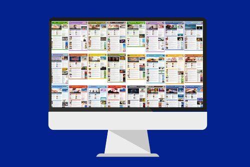 25 health niche blogs