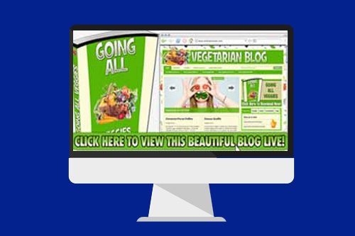 vegetarian blog